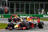 Rennen - Formel 1 2016, Kanada GP, Montreal, Bild: Red Bull