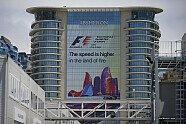 Vorbereitungen - Formel 1 2016, Verschiedenes, Europa GP, Baku, Bild: Sutton
