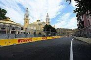 Donnerstag - Formel 1 2016, Europa GP, Baku, Bild: Sutton