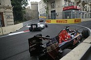 Freitag - Formel 1 2016, Europa GP, Baku, Bild: Sutton