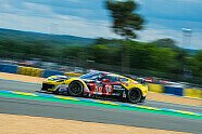 Trainings - 24 h von Le Mans 2016, 24 Stunden von Le Mans, Le Mans, Bild: Larbre Competition