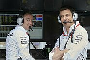 Freitag - Formel 1 2016, Europa GP, Baku, Bild: Mercedes-Benz