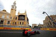 Freitag - Formel 1 2016, Europa GP, Baku, Bild: Red Bull