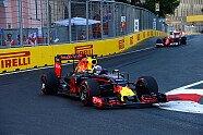 Rennen - Formel 1 2016, Europa GP, Baku, Bild: Sutton
