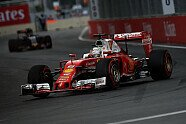 Rennen - Formel 1 2016, Europa GP, Baku, Bild: Ferrari