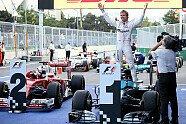 Sonntag - Formel 1 2016, Europa GP, Baku, Bild: Mercedes-Benz