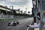 Rennen - Formel 1 2016, Europa GP, Baku, Bild: Mercedes-Benz