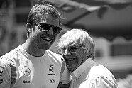 Black & White Highlights - Formel 1 2016, Europa GP, Baku, Bild: Sutton