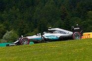 Freitag - Formel 1 2016, Österreich GP, Spielberg, Bild: Mercedes-Benz