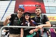 Donnerstag - Formel 1 2016, Großbritannien GP, Silverstone, Bild: Sutton