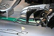 Technik - Formel 1 2016, Großbritannien GP, Silverstone, Bild: Sutton