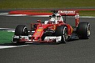 Freitag - Formel 1 2016, Großbritannien GP, Silverstone, Bild: Ferrari