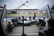 Freitag - Formel 1 2016, Großbritannien GP, Silverstone, Bild: Mercedes-Benz