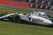 Samstag - Formel 1 2016, Großbritannien GP, Silverstone, Bild: Sutton