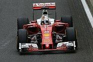 Samstag - Formel 1 2016, Großbritannien GP, Silverstone, Bild: Ferrari