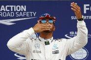 Samstag - Formel 1 2016, Großbritannien GP, Silverstone, Bild: Mercedes-Benz