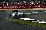 Rennen - Formel 1 2016, Großbritannien GP, Silverstone, Bild: Sutton