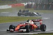 Rennen - Formel 1 2016, Großbritannien GP, Silverstone, Bild: Ferrari
