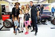 Girls - Formel 1 2016, Großbritannien GP, Silverstone, Bild: Red Bull