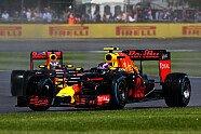 Rennen - Formel 1 2016, Großbritannien GP, Silverstone, Bild: Red Bull