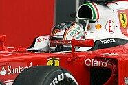 Dienstag - Formel 1 2016, Testfahrten, Silverstone, Silverstone, Bild: Sutton