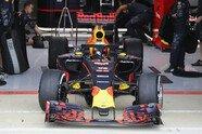 Dienstag - Formel 1 2016, Testfahrten, Silverstone, Silverstone, Bild: Red Bull