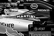 Black & White Highlights - Formel 1 2016, Großbritannien GP, Silverstone, Bild: Sutton