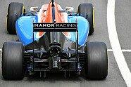 Technik - Formel 1 2016, Testfahrten, Silverstone, Silverstone, Bild: Sutton