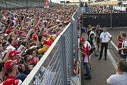 Donnerstag - Formel 1 2016, Ungarn GP, Budapest, Bild: Sutton