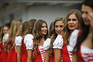 Ungarn GP: Zeitreise mit den heißesten Girls aus Budapest - Formel 1 2016, Verschiedenes, Ungarn GP, Budapest, Bild: Sutton
