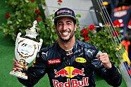 Podium - Formel 1 2016, Ungarn GP, Budapest, Bild: Red Bull