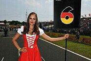 Sonntag - Formel 1 2016, Ungarn GP, Budapest, Bild: Sutton