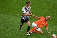 Fußball-Benefizspiel für Michael Schumacher - Formel 1 2016, Deutschland GP, Hockenheim, Bild: Sutton