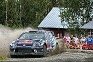 Tag 1 - WRC 2016, Rallye Finnland, Jyväskylä, Bild: Sutton