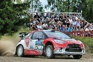 Tag 2 - WRC 2016, Rallye Finnland, Jyväskylä, Bild: Sutton