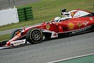 Rennen - Formel 1 2016, Deutschland GP, Hockenheim, Bild: Ferrari