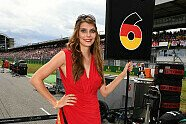 Girls - Formel 1 2016, Deutschland GP, Hockenheim, Bild: Sutton