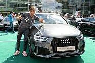 Diese Autos fahren die FC Bayern-Stars - Auto 2016, Präsentationen, Bild: Audi