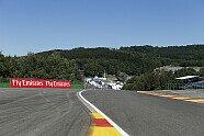 Donnerstag - Formel 1 2016, Belgien GP, Spa-Francorchamps, Bild: Sutton