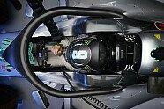 Halo-Test in Spa - Formel 1 2016, Belgien GP, Spa-Francorchamps, Bild: Mercedes-Benz