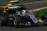 Freitag - Formel 1 2016, Belgien GP, Spa-Francorchamps, Bild: Sutton