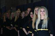Girls - Formel 1 2016, Belgien GP, Spa-Francorchamps, Bild: Sutton