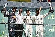 Podium - Formel 1 2016, Belgien GP, Spa-Francorchamps, Bild: Mercedes-Benz