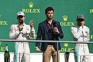 Podium - Formel 1 2016, Belgien GP, Spa-Francorchamps, Bild: Sutton