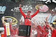 24. Lauf - NASCAR 2016, Pure Michigan 400, Michigan, Bild: NASCAR