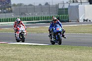 Sonntag - MotoGP 2016, San Marino GP, Misano Adriatico, Bild: Suzuki