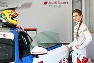 Hübsch und schnell: Gosia Rdest - Motorsport 2016, Verschiedenes, Bild: Audi Sport