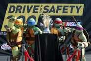 27. Lauf (Chase 1/10) - NASCAR 2016, Teenage Mutant Ninja Turtles 400, Joliet, Illinois, Bild: NASCAR