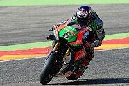 Samstag - MotoGP 2016, Aragon GP, Alcaniz, Bild: Aprilia