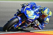 Samstag - MotoGP 2016, Aragon GP, Alcaniz, Bild: Suzuki